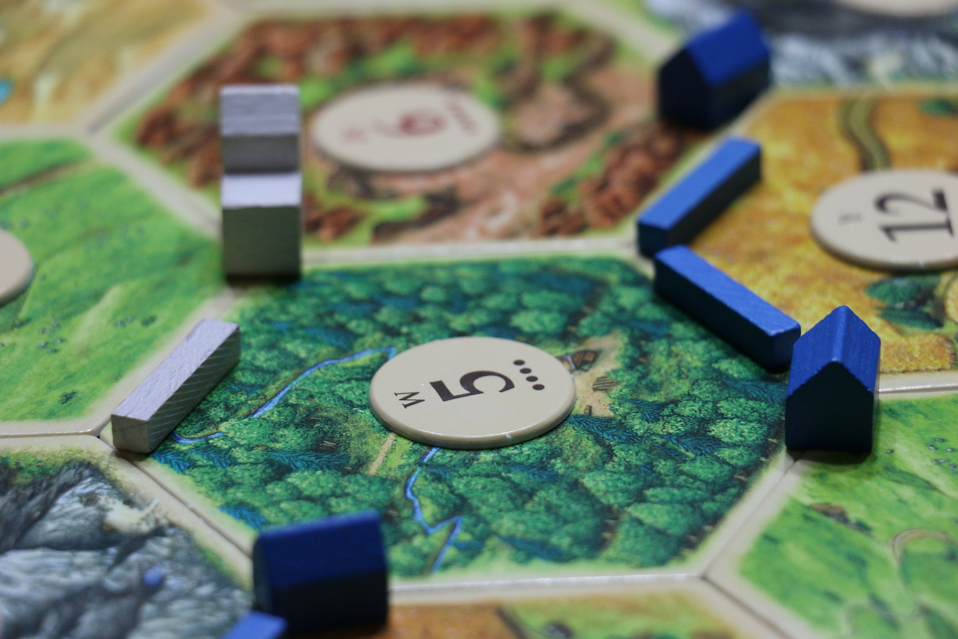 Board games – my favourite pastime