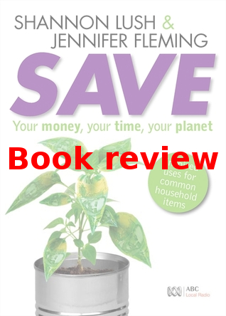 "Book review –  ""Save"" by Shannon Lush and Jennifer Fleming"
