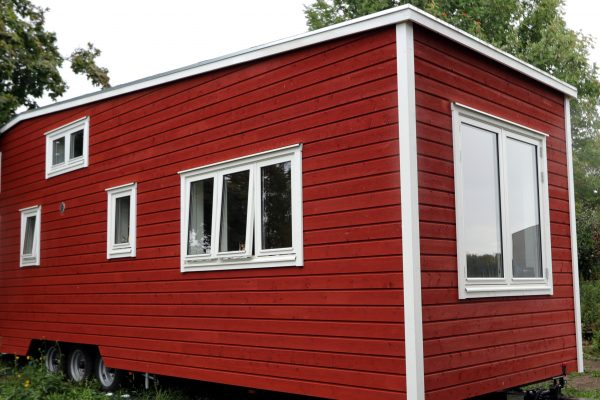 Five awesome things about tiny house living